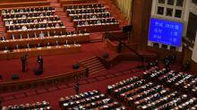 China parliament adopts plan to impose security law on Hong Kong