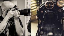 Adquirió una cámara de 1929 y cuando la abrió se llevó una sorpresa