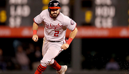 MLB: Cycle für Turner - Coghlan hebt ab