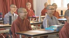P.E.I. Buddhist monks adjust communal prayers, meals due to COVID-19