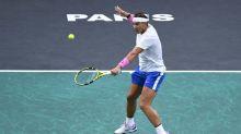 Reconfinement: le tournoi Masters 1000 de Paris maintenu mais à huis clos