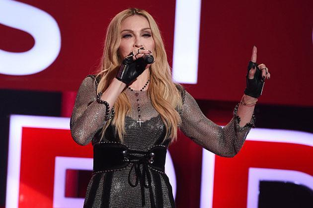 Madonna continues her app tour with a video premiere on Meerkat
