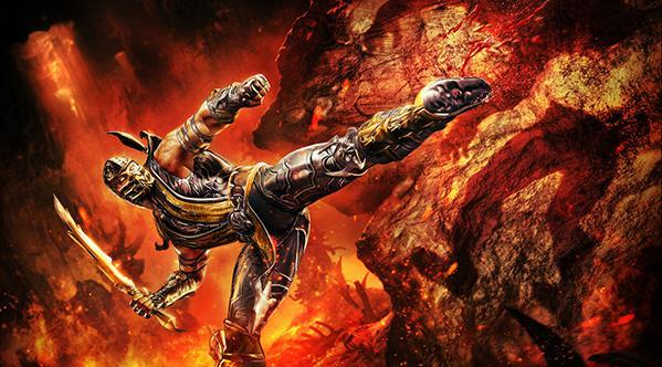This is what makes the snapping bone sound in Mortal Kombat X