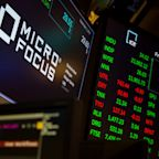 Micro Focus shares cut in half as boss of Britain's biggest tech business quits