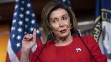 Pelosi ups the ante on impeachment, accuses Trump of 'bribery'