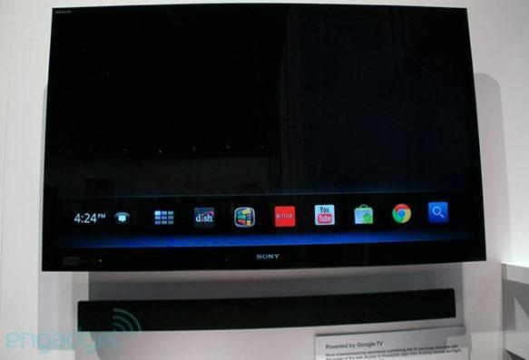 Report: Google TV coming to Europe in September