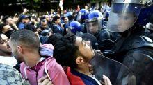 Manifestation anti-élection à Alger à la veille de la présidentielle