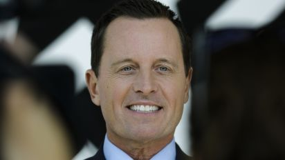 Grenell begins his overhaul of intelligence office