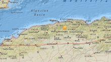 Fortissima scossa di terremoto in Algeria: magnitudo pari a 5.0