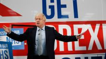 Boris Johnson says 'no one is gong to be talking about Brexit' after January 2020