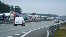 """Mouvement des transporteurs routiers : """"Le surcoût en carburant"""" représente """"la marge que nous faisons sur nos véhicules"""""""