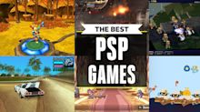 The 25 Best PSP Games