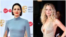 Just drinking mama: Phoebe Waller-Bridge and Jennifer Lawrence party in New York