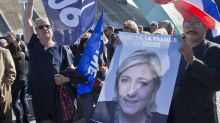 French candidates boost security ahead of tense vote