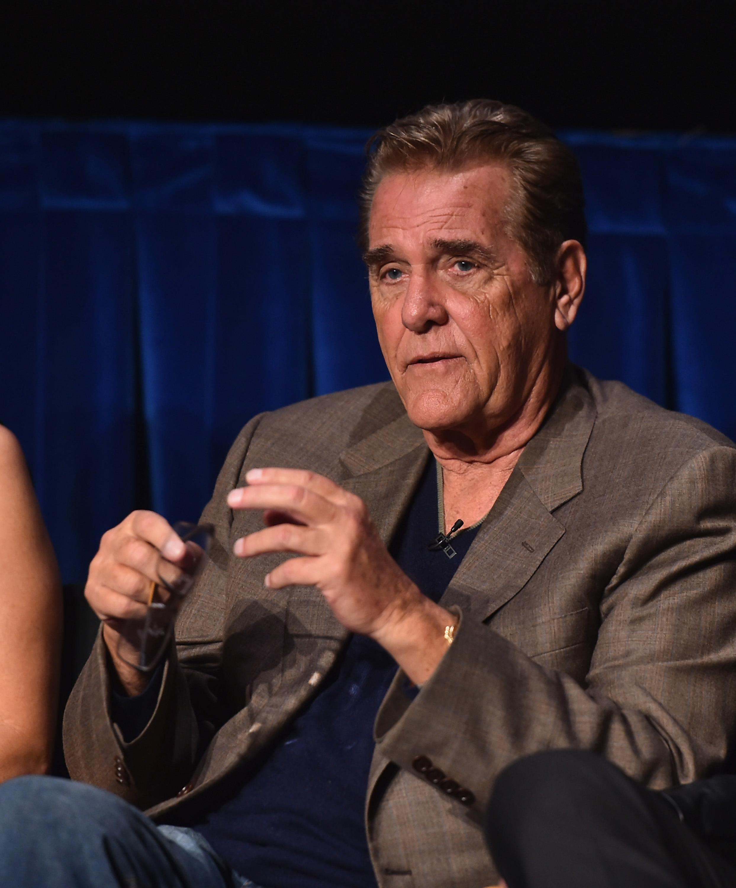 Chuck Woolery's son has Covid-19, spokesperson confirms
