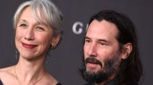 Keanu Reeves Holds Hands With Maybe-Girlfriend Alexandra Grant