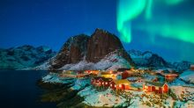 Is a holiday in complete darkness worth it for a chance to see the Northern Lights?