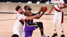 Basket - NBA - NBA: Les Lakers prennent l'avantage contre Portland