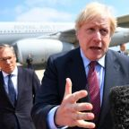 Brexit: US trade deal will not be 'plain sailing', Johnson warns ahead of meeting with Trump