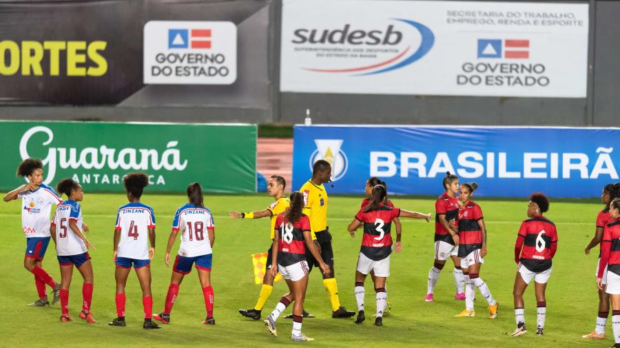 As equipes que ainda não venceram no Brasileirão Feminino e seus desafios nesta 7ª rodada