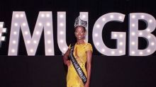 Black woman crowned Miss Universe Great Britain for the first time