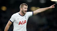Eric Dier looks forward after a 'very difficult time'