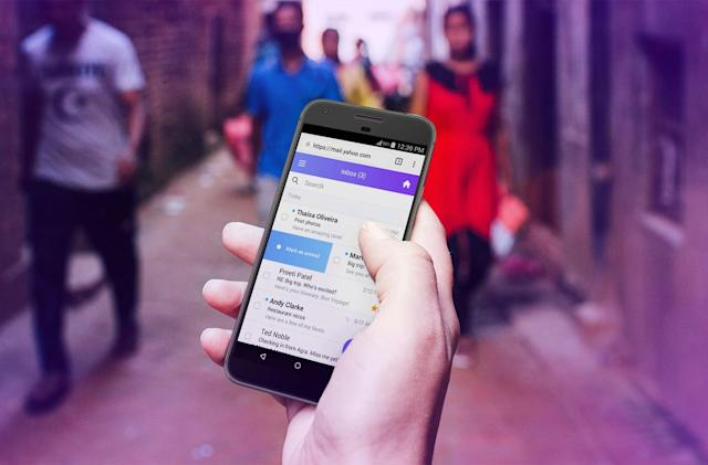 With new updates, Yahoo bets big on Mail's mobile future