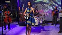 "Saturday Sessions:  Rhiannon Giddens performs ""Spanish Mary"""