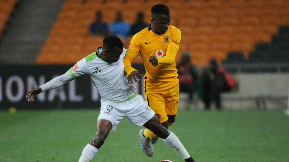 Makua calls on Kaizer Chiefs fans to show patience on Chirambadare