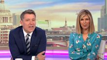 Kate Garraway's Injury At The Hands Of A Rogue Contact Lens Sounds Horrible, But Oh So Relatable
