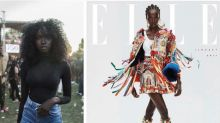 South Sudanese college student whose homecoming photo went viral is now on cover of Elle magazine