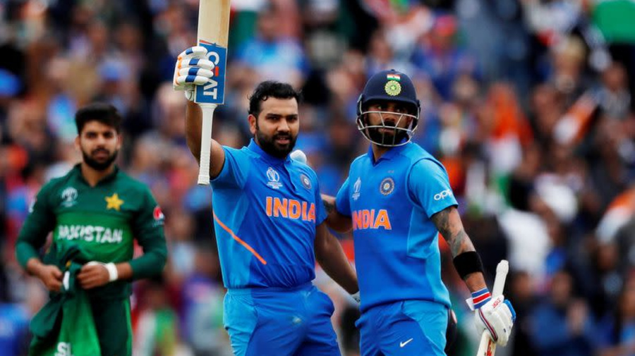 Kohli baffled by Rohit's absence in Australia, questions WTC rule change