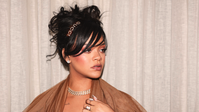 144ae258624b3 Rihanna wore a sheer dress and thigh-high Uggs at Coachella and people have  feelings