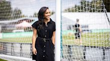 Alex Scott says she is smiling again after learning to cope with online abuse