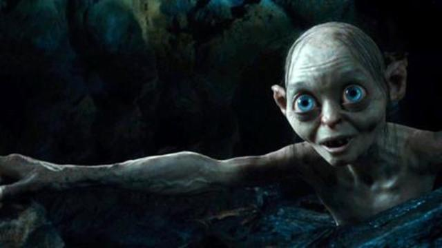 Gollum Mo-Cap More Advanced in 'The Hobbit'
