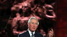 Prince Charles: Remembering Holocaust is 'task for all people'