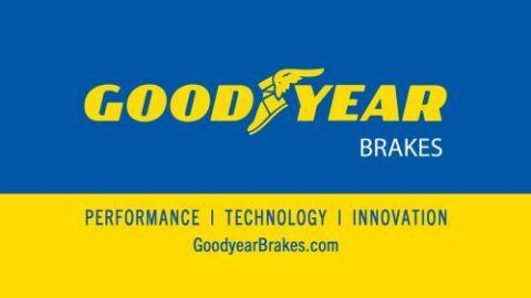 Brake with Tradition: Introducing Goodyear Brakes – Premium Quality Brake Bundles, Calipers, Rotors and Brake Pads