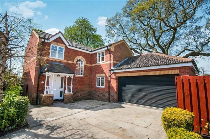 <p>The eighth most viewed property was another relatively new, detached property, with a garage.</p>  <p>This home also boasts four bedrooms for just £197,950</p>