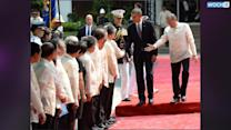 Agreement To Increase American Military Presence In Philippines Signed