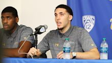 LaVar Ball pulls LiAngelo out of UCLA three weeks into his shoplifting suspension