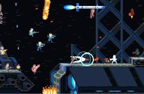 Capy Games wins 'XBLA Award' and guaranteed MS publishing deal for Super T.I.M.E. Force