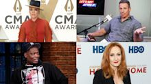 Pink, J.K. Rowling and Chris Cuomo among celebrities directly impacted by the coronavirus