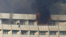 Al menos 19 muertos en el ataque al hotel Intercontinental en Kabul