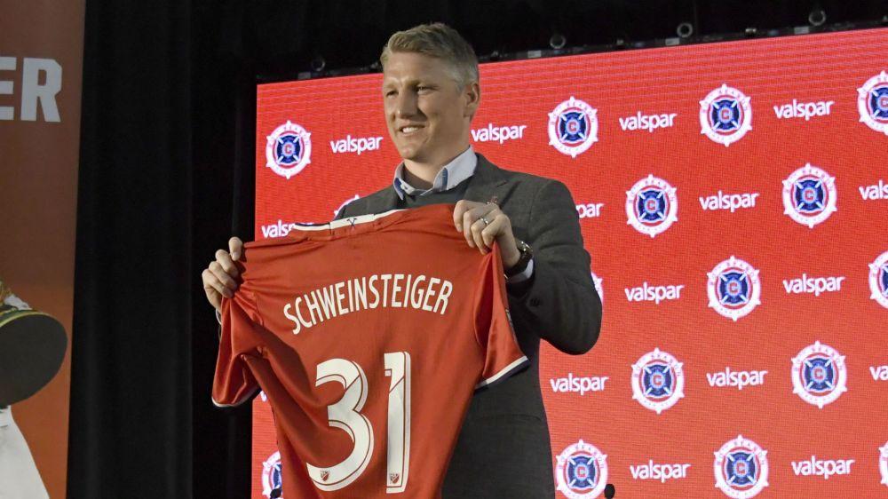 Bastian Schweinsteiger starts in Chicago Fire debut