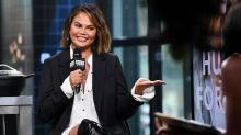 Chrissy Teigen on Balancing Healthy Eating and Indulgence