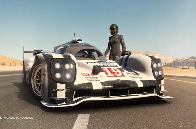 'Forza Motorsport 7' makes the jump to 4K on Xbox One X