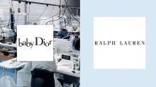 Ralph Laurent 加入抗疫戰線,Baby Dior重開工廠生產口罩!