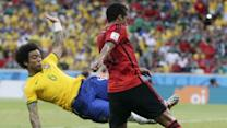 Mexico Holds Off Brazil With 0-0 Draw