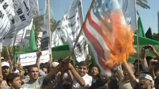 Muslim Anti-American Protests Sparked by Media Coverage?