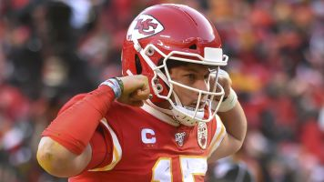 How Mahomes washed away a 50-year drought